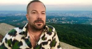 Filmmaker Simon Rumley