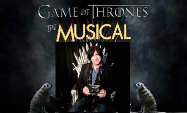 Martin Blasick Produces Music For Game Of Thrones: The Musical
