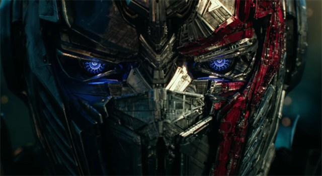 Transformers: The Last Knight Superbowl Trailer