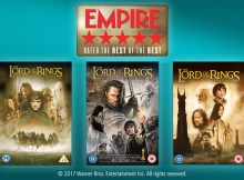 Empire Five Star DVDS