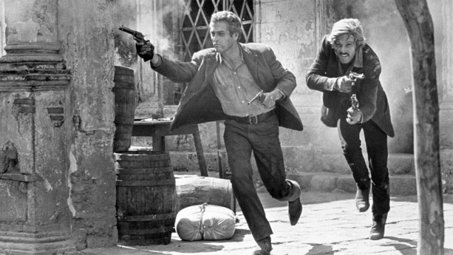 BUTCH CASSIDY AND THE SUNDANCE KID (1969) revisited