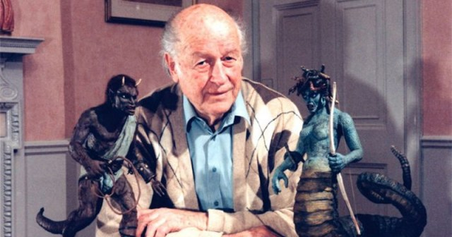 RAY HARRYHAUSEN remembered