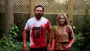 Shaun Dooley & Sally Phillips in BLOOD SHED