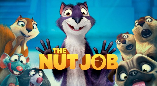 The Nut Job movie review