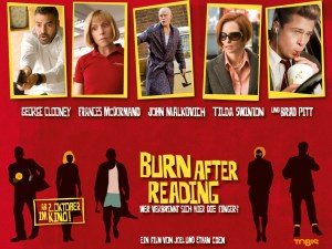 Free download bluray 1080p 720p movie google drive Burn After Reading, USA, 2008, Ethan Coen, Comedy, Crime, Drama, Brad Pitt, Frances McDormand, George Clooney