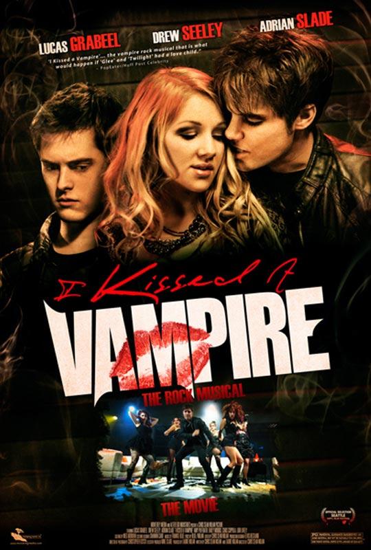 I Kissed a Vampire 2012 Movie Trailer  MovieListcom