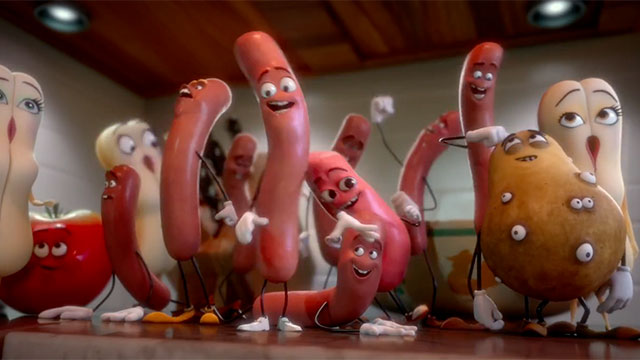Image result for Sausage Party 2016 Movie