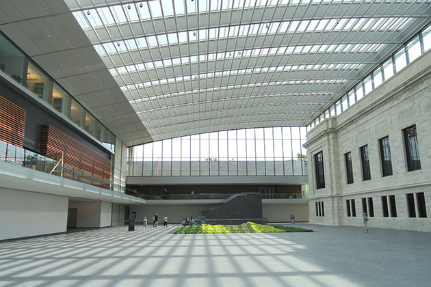 Captain America The Winter Solr Film Location Cleveland Museum Of Art East Boulevard