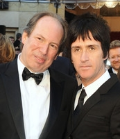 Hans Zimmer and Johnny Marr