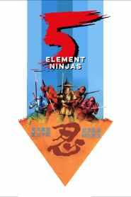 จอมโหดไอ้ชาติหินถล่มนินจา Five Element Ninjas (1982)