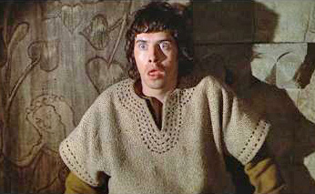 Nigel Terry as Prince John in Lion in Winter (1968)