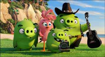 Angry Birds - A film kritika