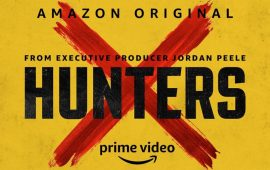 Amazone Prime kondigt nieuwe serie Hunters aan.