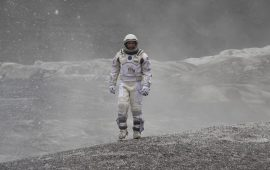 #8 in de Shelf Challenge Review Interstellar