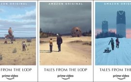 Preview Tales From the Loop (vanaf 3 april te zien bij Amazone Prime)