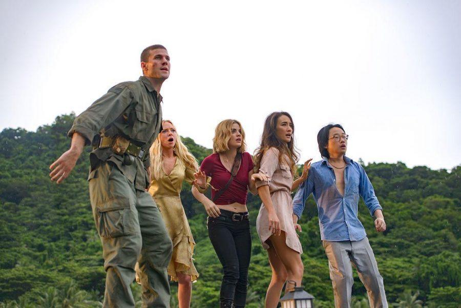 Blu-Ray/DVD actie Fantasy Island (Vanaf 8 juli verkrijgbaar)