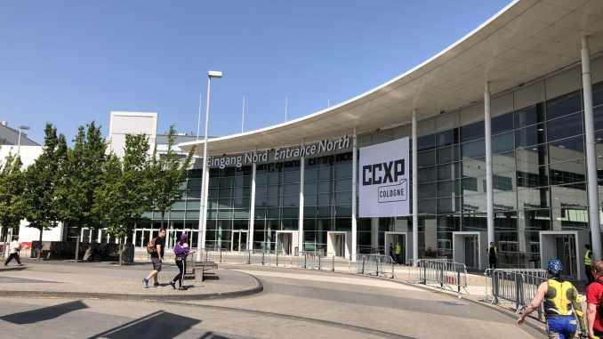 CCXP Köln Messe 2019