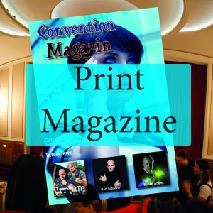 Convention-Magazin Print