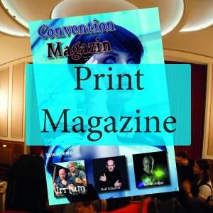 Convention-Magazin Print