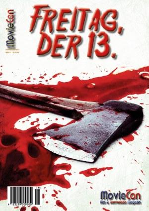 MovieCon-Magazin 1 Freitag der 13-Heft- 68er-Cover