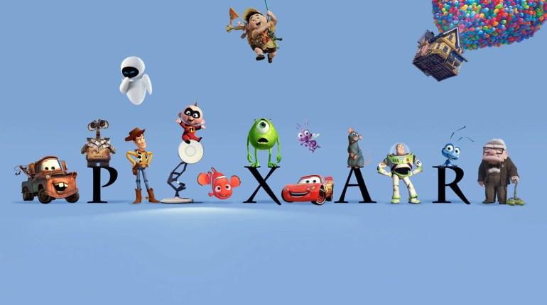 passione pixar
