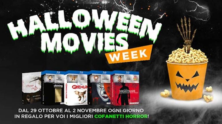 HALLOWEEN MOVIES WEEK