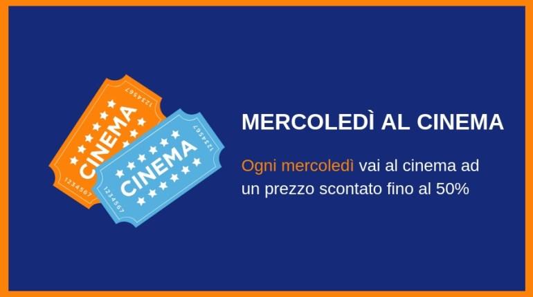 mercoledì al cinema