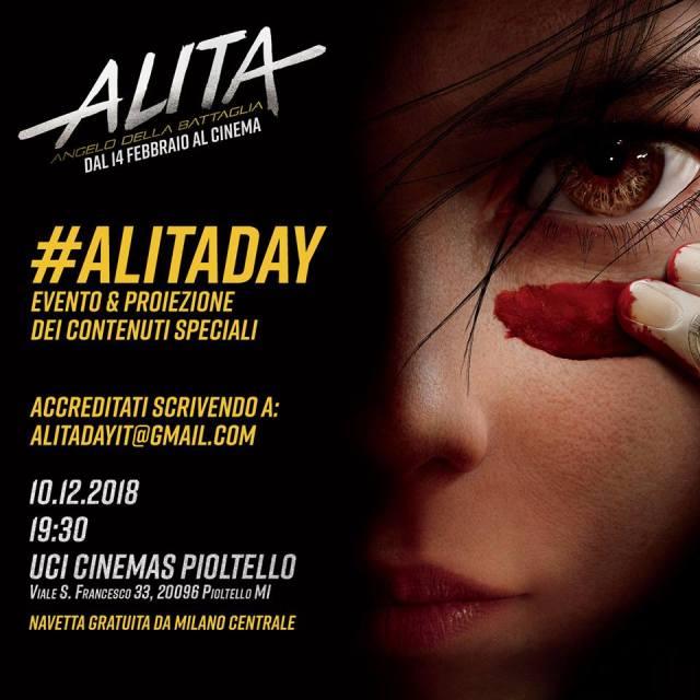 alita day