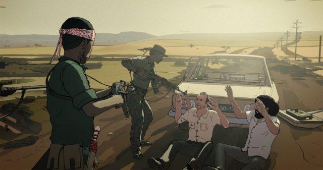 Immagine del film Ancora un giorno di Raúl de la Fuente e Damian Nenow