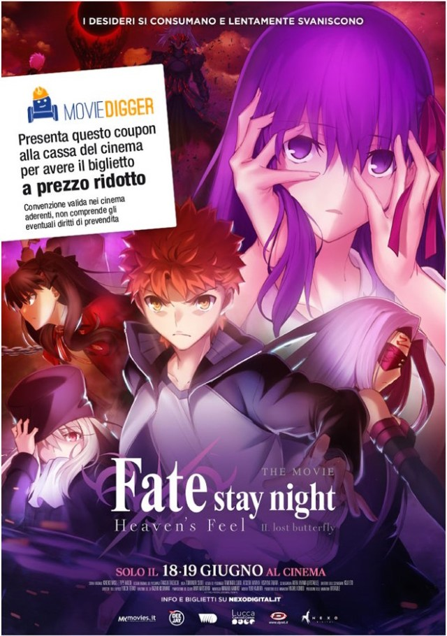 Fate/stay night: Heaven's Feel 2. – THE MOVIE