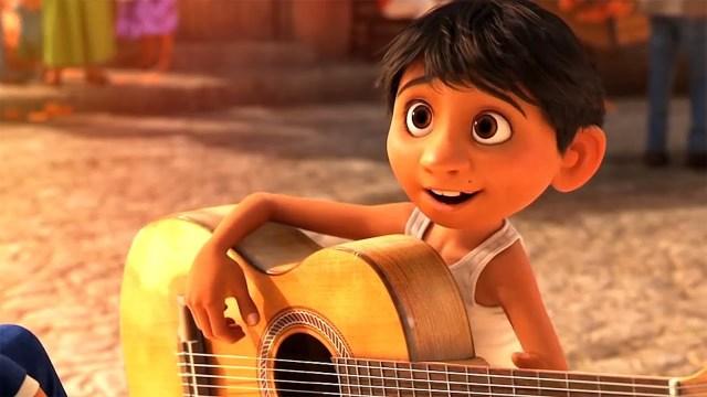"""Immagine tratta dal film di animazione """"Coco"""""""