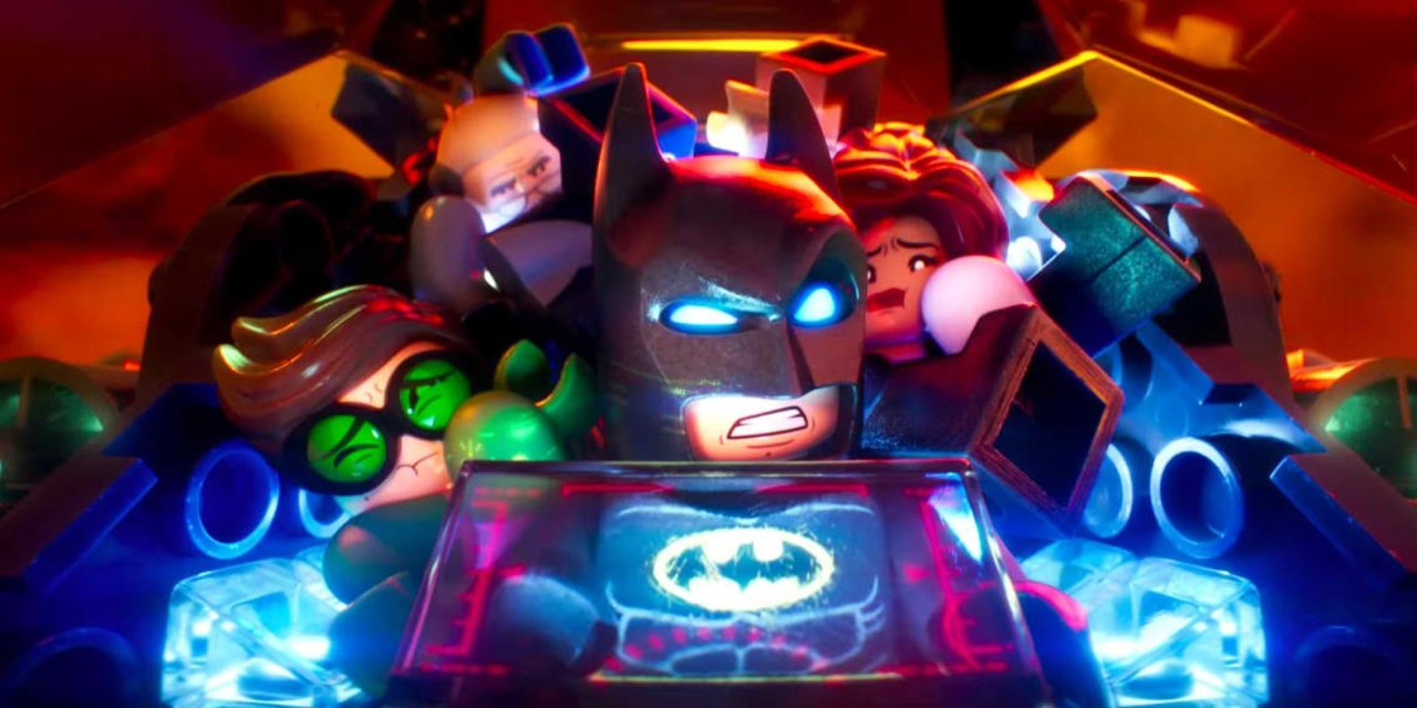 """Review for """"The Lego Batman Movie"""" (2017)"""
