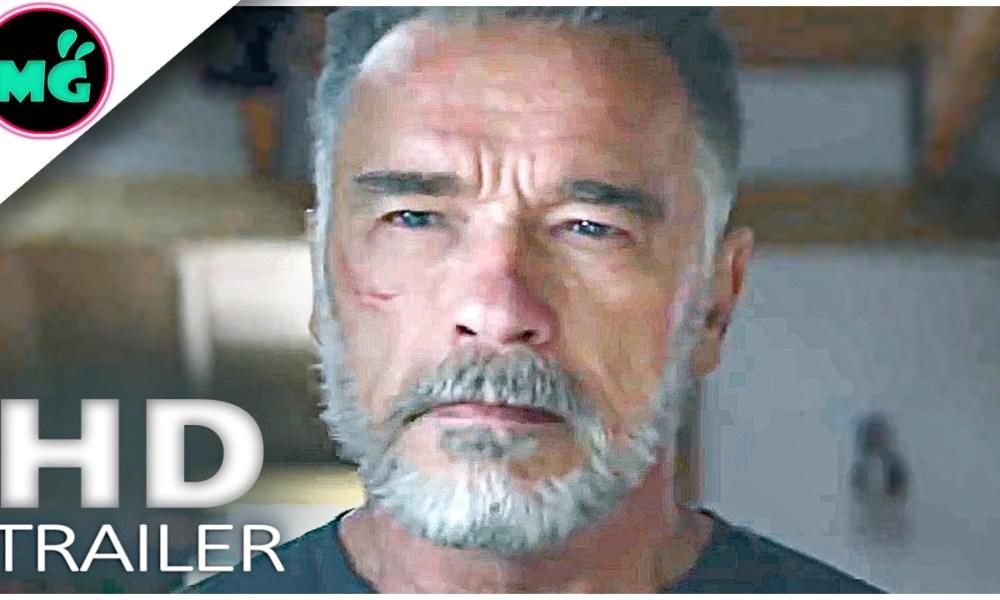 TERMINATOR 6 Official Trailer (2019) Dark Fate Movie