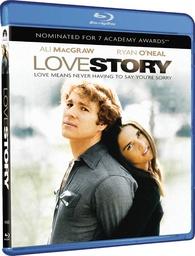 Love Story Blu-ray