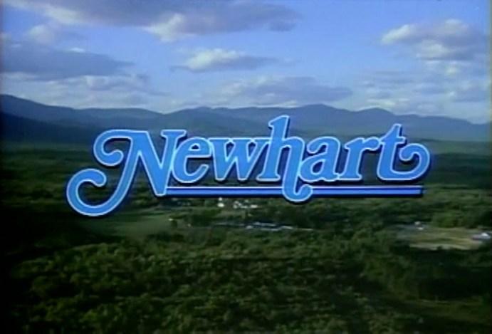 Newhart title card