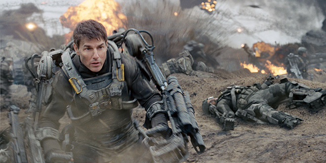 Warner Releases New Edge Of Tomorrow Trailer