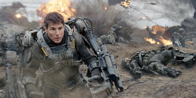 Warner Releases New Edge Of Tomorrow Trailer