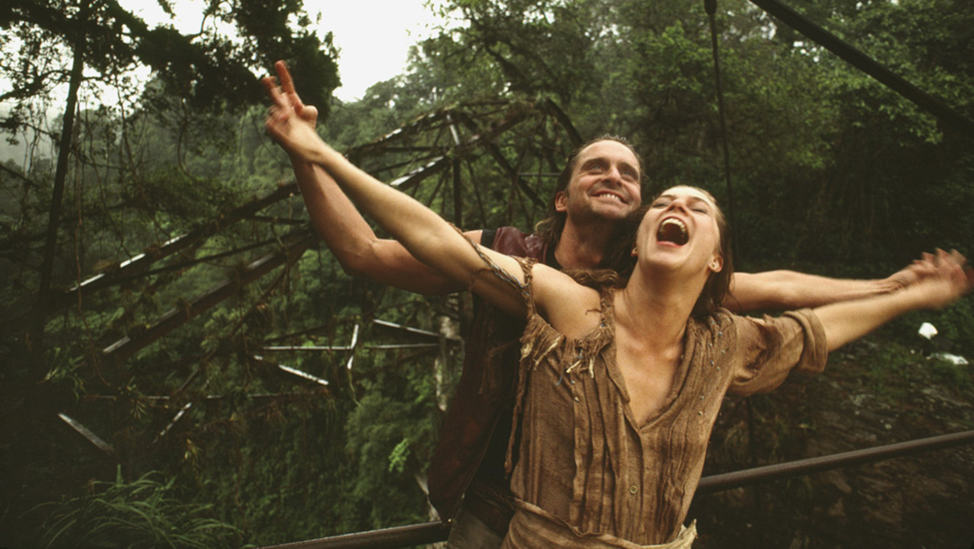 Romancing the Stone (1984) Movie Summary and Film Synopsis