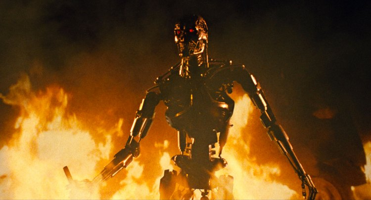 The Terminator (1984) Movie Review on the MHM Podcast Network