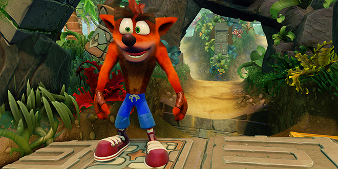 Crash Bandicoot N. Sane Trilogy: PS4 Trailer