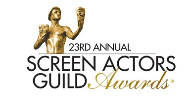 The 23rd Annual Screen Actors Guild Awards Winners and Nominees