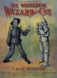 The Wonderful Wizard of Oz (1910) Movie Poster