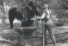 Photo of The Lucky Texan (1934) Is Out for His Gold on DVD