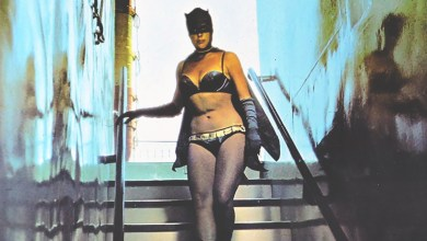 Photo of La mujer murcielago (The Batwoman) (1968) Wrestles with DVD