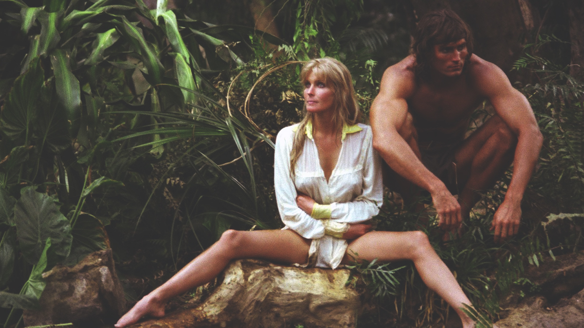 Erotic adventures of tarzan