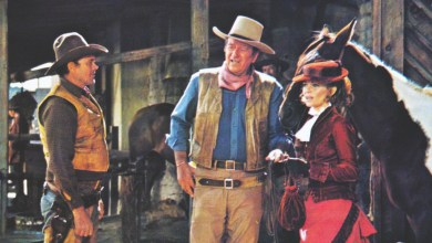 Photo of Chisum (1970) Rustles Some Cattle on Blu-Ray