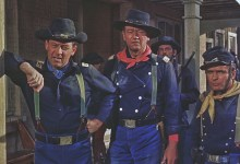 Photo of The Horse Soldiers (1959) Go Behind Enemy Lines on Blu-Ray