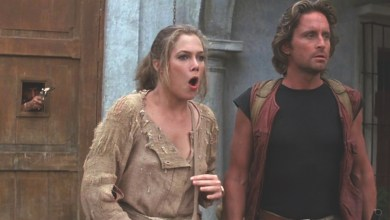 Photo of Romancing the Stone (1984) Finds its Heart on Blu-ray