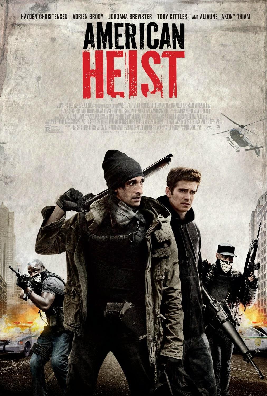 American Heist Movie Poster 224741
