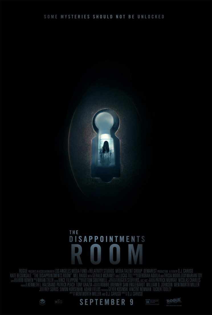 Image result for the disappointments room movie poster